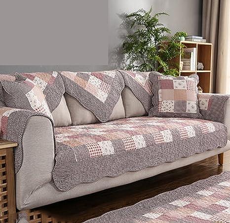 J&DSSSU Tapicería de sofá,Sofa slipcover 1 Pieza ...