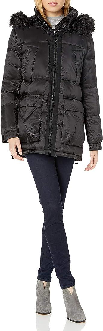 Rachel Roy womens Puffer Jacket