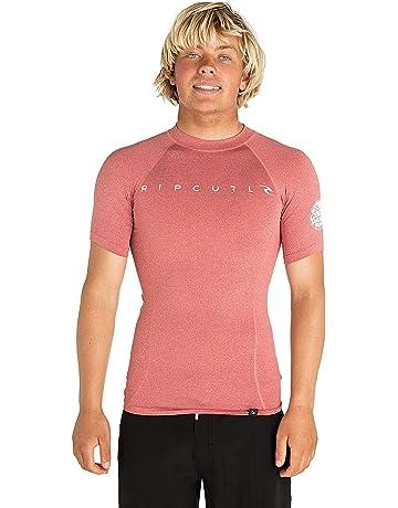 Tec-T UV Ocean Leichte UV Protection und SPF Properties Short Sleeve Gill Herren Langarm Shirt Spitze