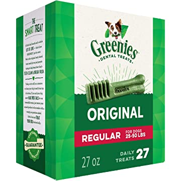 powerful Greenie's Original Dental