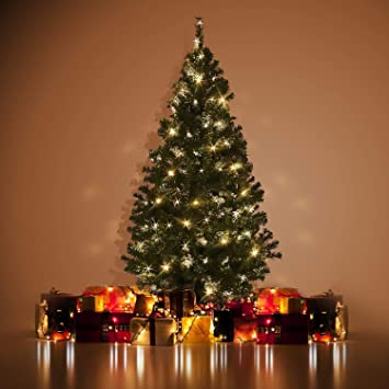 Weihnachtsbaum Kaufen Gütersloh.Homfa 195cm Künstlicher Weihnachtsbaum Tannenbäume Christbaum Mit Metallständer 1000 Spitzen Schwer Entflammbare Materialien Außen Innen
