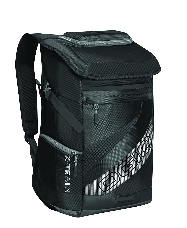 ... hot sale online 32398 77239 Amazon.com Ogio Unisex X-Train Backpack,  BlackSilver ... 9beb49b57e