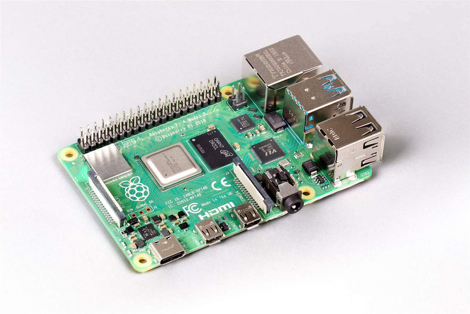 Raspberry Pi 4 Computer 8GB RAM