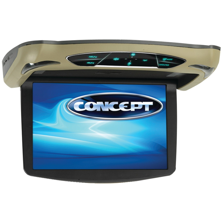 Concept CFD-135M 13.3-Inch Flipdown Miracast-DVD