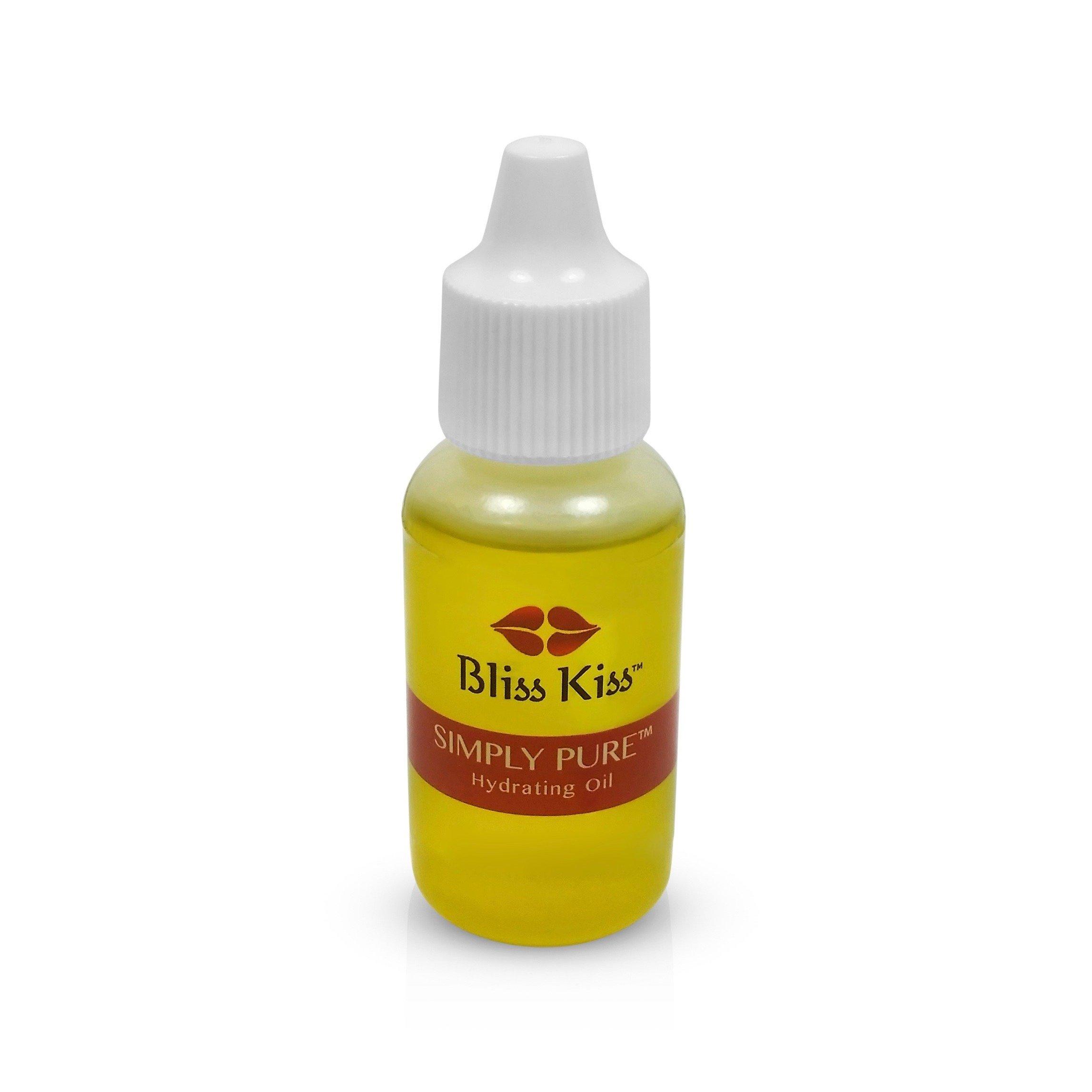 Amazon.com : Bliss Kiss Simply Pure Cuticle & Nail Oil Starter Kit ...