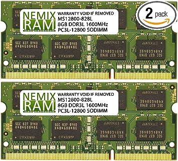 32GB 4X8GB NEMIX RAM Memory for Apple iMac Late 2014 /& Mid 2015 27 Retina 5K