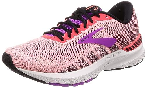 85ab9c84d Brooks Women's Ravenna 10 Running Shoe (BRK-120286 1B 4253210 5 (615)