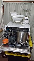 Amazon.com: Danby DDW611WLED Countertop Dishwasher - White: Appliances
