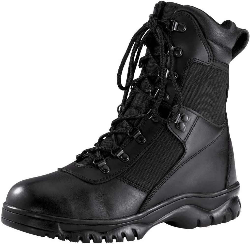 4. Rothco Forced Entry Waterproof Tactical Boot