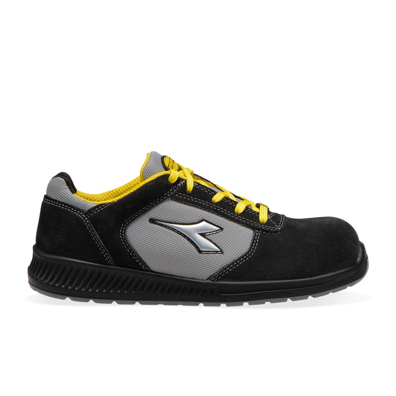 80013 - Black Utility Diadora - Low Work shoes D-Formula Low S1P SRC ESD for Man and Woman
