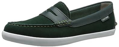 Womens Shoes Cole Haan Pinch Weekender Dark Spruce/Dark Spruce Suede