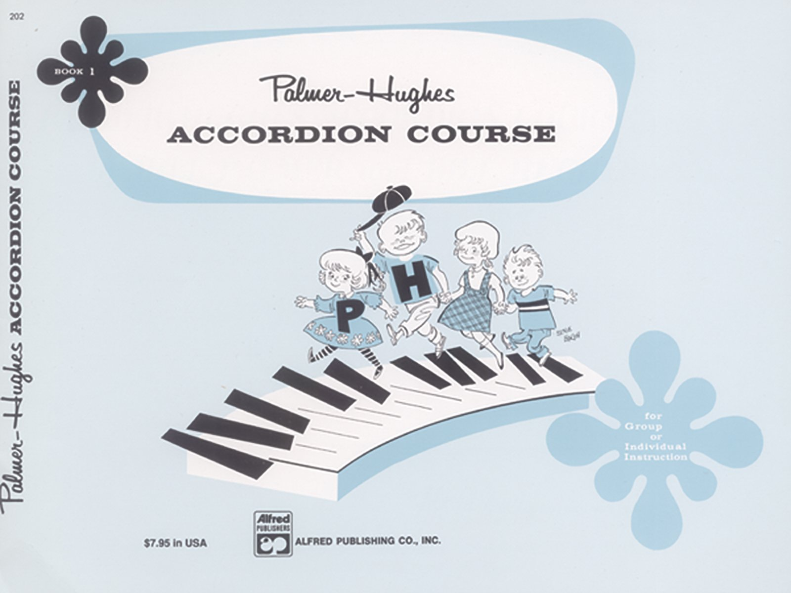 Palmer Hughes Accordion Course Bk 1 product image