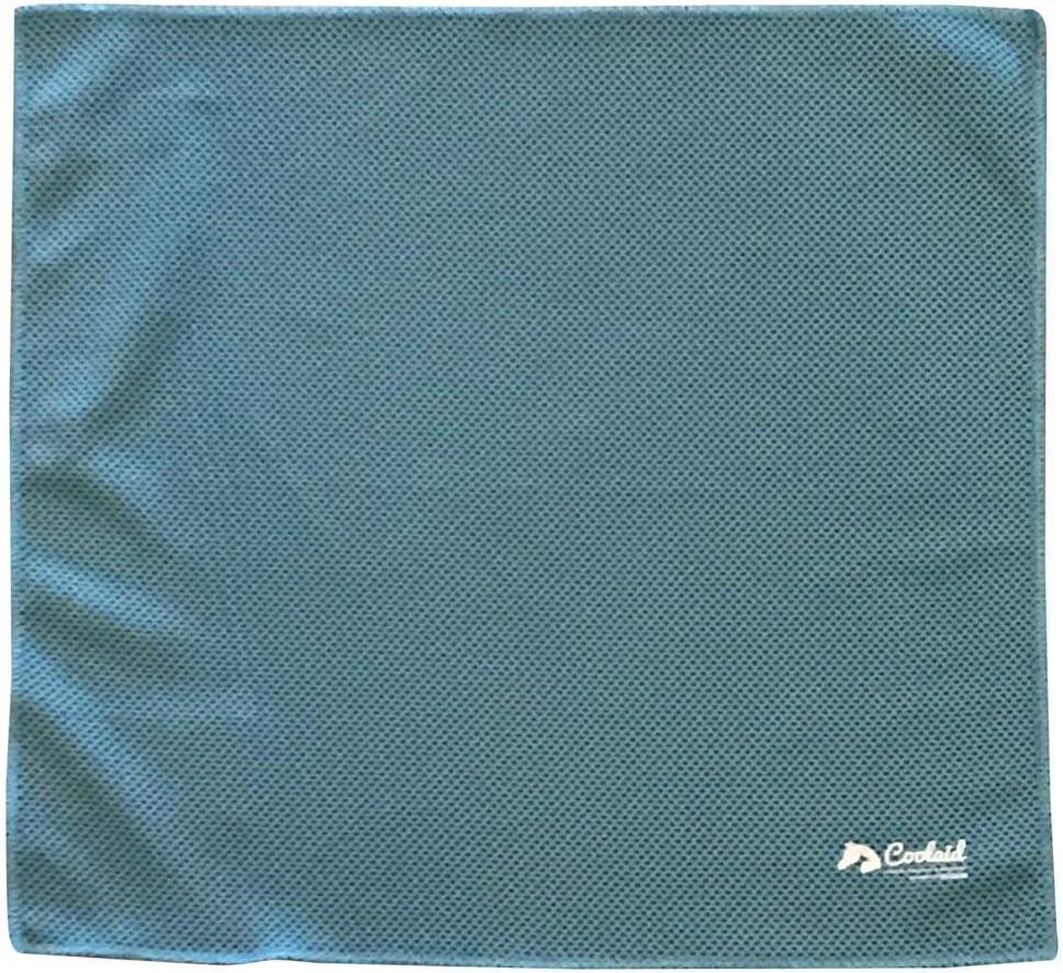 "Coolaid Human Cooling Towels & Bandanas Turquoise 36"" X 24"""