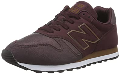 New Balance 373 Suede, Sneakers Basses Femme, (Purple), 36 EU