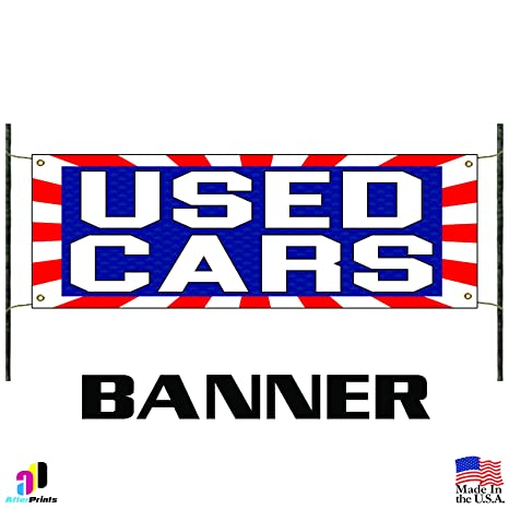 Amazon.com: Utilizar Cars bandera AUTO distribuidor ...