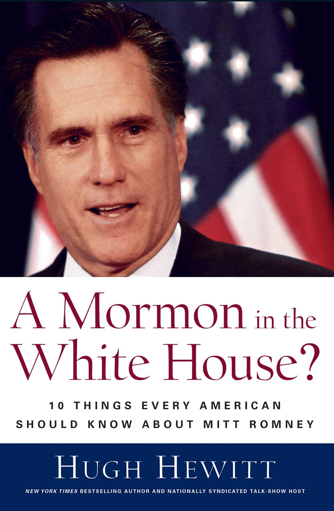 Mitt Romney, Mormonism, and the Media: Popular Depictions of a Religious Minority