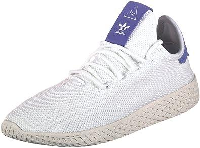 adidas PW Tennis Hu J, Chaussures de Fitness Mixte Adulte, Blanc (Ftwbla/