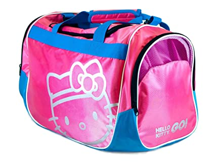 6df8b6bddcc0 Amazon.com  Hello Kitty GO! Sports Duffel Bag (Model 1601)  Sports ...