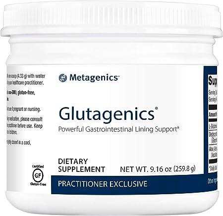 Metagenics Glutagenics® – Powerful Gastrointestinal Lining Support*   60 servings