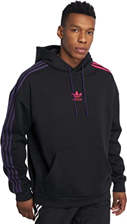 sweat noir homme adidas