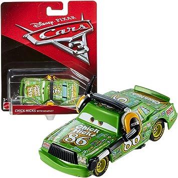 Disney Pixar Cars 3 DXV48 Coche personajes: Amazon.es: Juguetes y juegos