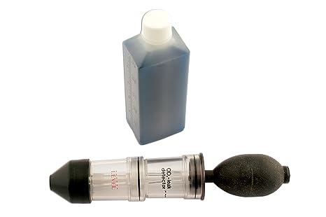 Laser 5524 - LÃquido detector de fugas de CO2