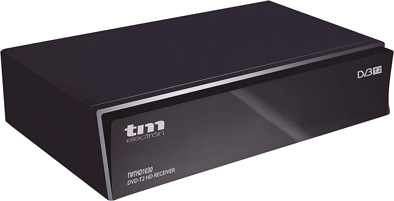 Tm Electron Tmthd1030 Dvb T2 Receiver With Usb Pvr Recorder Function Timeshift And Dvb T Mkv H264 Mpeg 2 4 Elektronik