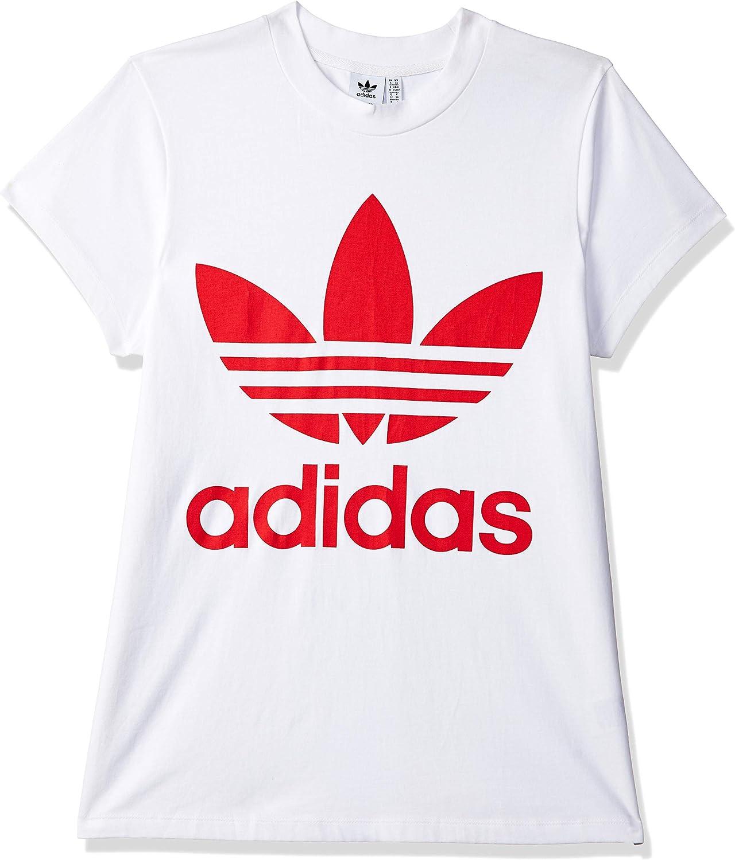 adidas Big Trefoil Tee Damen T Shirt