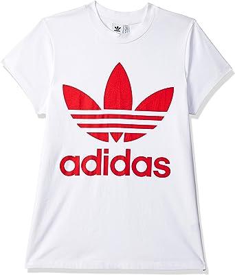 adidas Big Trefoil tee - Camiseta Mujer
