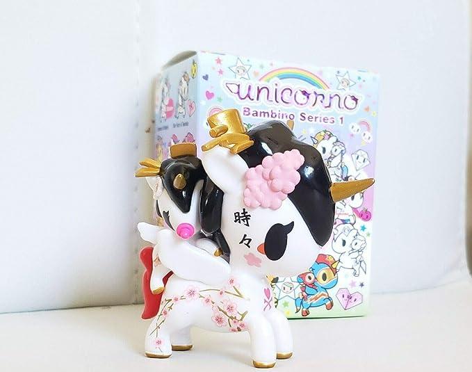 Tokidoki Unicorno Bambino Series 1 Vinyl Figure Scooter /& Lil' Jet w// Box