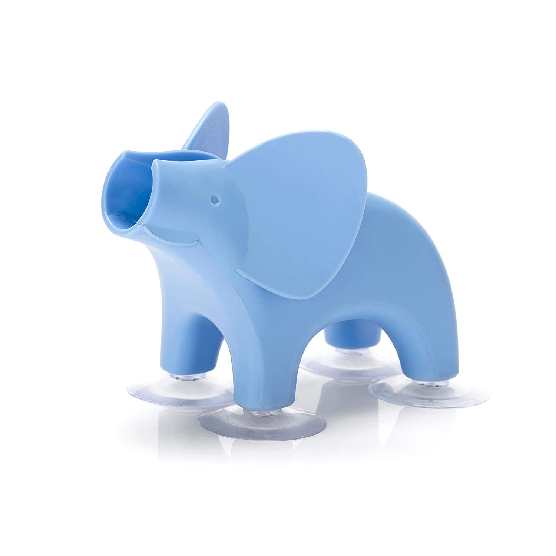 Faucet Fountain Elephant New Genuine Peleg Design Bath Kids Blue Jumbo Jr