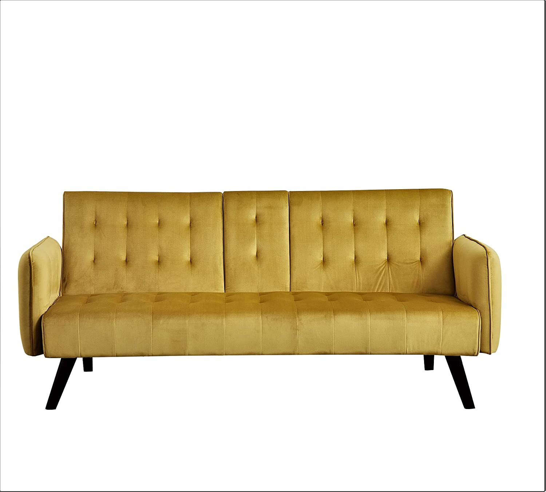 Amazon.com: Muebles de orgullo de EE. UU., Terciopelo ...