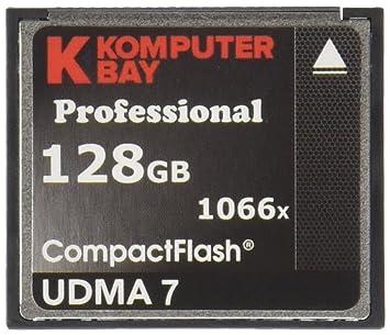 Compact Flash Karte.Komputerbay 128gb Professionelle Compact Flash Karte Zu Schreiben 1066x Cf 155 Mb S Lesen 160mb S Extreme Speed Udma 7 Raw