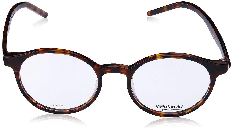 Polaroid Lentes de Lentes Oftálmicos, 4832 Mod: de PLD D300 Café ...