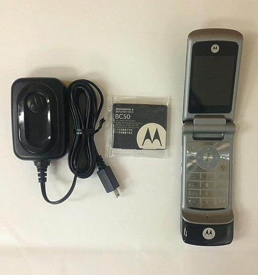 amazon com motorola krzr k1m black sprint cell phone cell phones rh amazon com Motorola K1m Motorola K1m