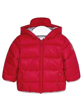 Mayoral, Abrigo para bebé niño - 2446, Rojo: Amazon.es: Ropa y accesorios