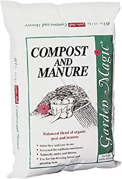 Michigan Peat 40 pounds Compost For Garden Soil