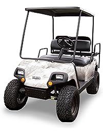 Mossy Oak Graphics (10060-WB) Winter Brush 4-Feet x 10-Feet Roll Golf Cart Camouflage Kit