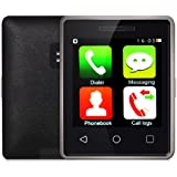 Vphone S8 World's Smallest,Lightest, Slim Size 2.5D1.54 TOUCH Mobile Phone with pulse rate Monitor By L'Exotique