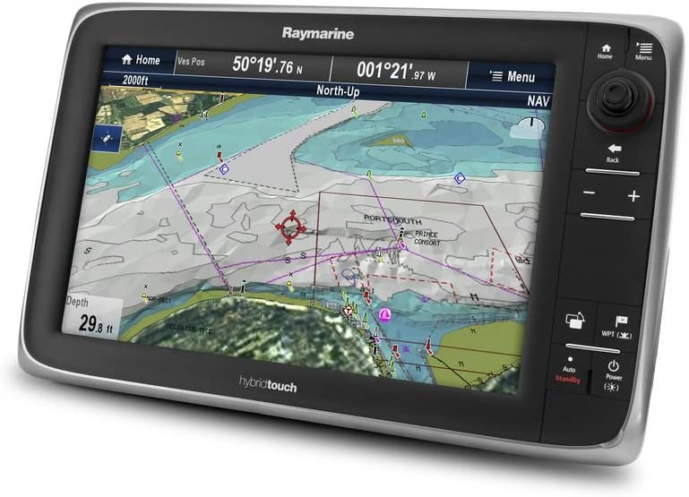 Raymarine E127 - Electrónica náutica, Talla UK: 12 Inch: Amazon.es: Deportes y aire libre