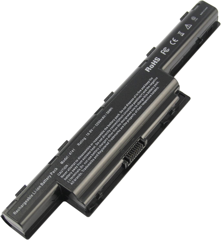 Futurebatt Laptop Battery AS10D31 AS10D51 for Acer Aspire 4551 4741 5741 5253 5251 5336 5349 5551 5552 5560 5733 5750 7551 TravelMate 5740 5735 5735Z 5740G Gateway NV55C NV50A NV53A NV59C