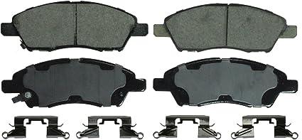 Disc Brake Pad Set-QuickStop Disc Brake Pad Front Wagner ZD1592
