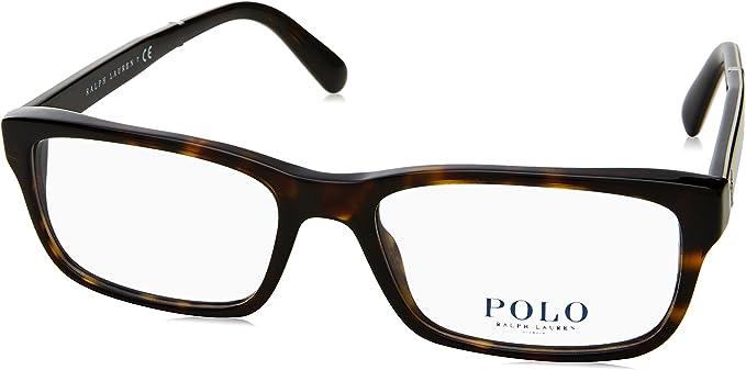 Polo Ralph Lauren 0PH2163, Monturas de Gafas para Hombre, Marrón ...