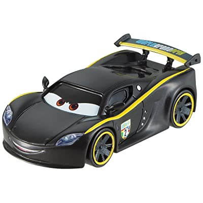 Disney/Pixar Cars Lewis Hamilton Diecast Vehicle: Toys & Games