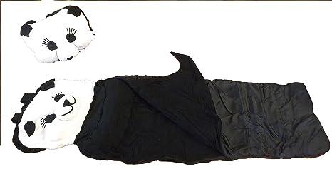Niños mochila saco de dormir fiesta panda grande edad 7 – 12