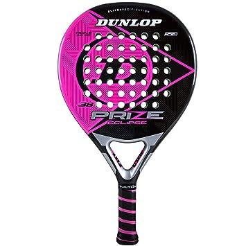 DUNLOP Premio Eclipse Raqueta de Padel, Color Pink - Black ...