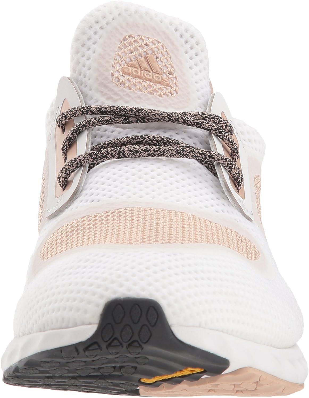 adidas Originals Women's Edge Lux Clima Running Shoe White/Ash Pearl/Ash Pearl