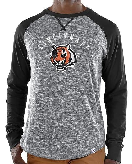 60be6d472 Amazon.com   Majestic Cincinnati Bengals NFL Full Out Blitz Men s ...