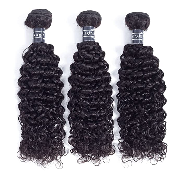 Amella Hair 100% Unprocessed Virgin Brazilian Curly Hair ...