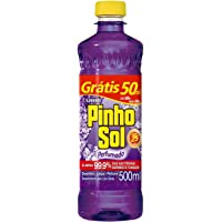 Desinfetante Pinho Sol Lavanda 500Ml Promo Leve 500Ml Pague 450Ml